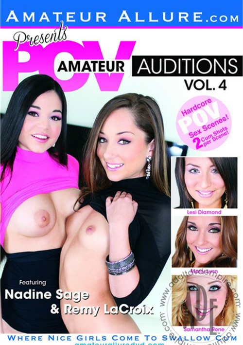 POV Amateur Auditions Vol. 4