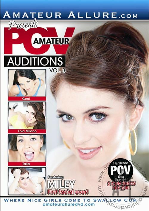POV Amateur Auditions Vol. 3