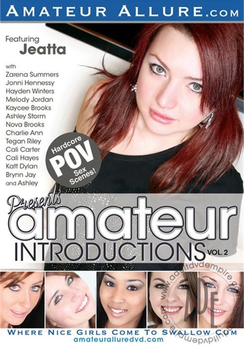 Amateur Introductions Vol. 2