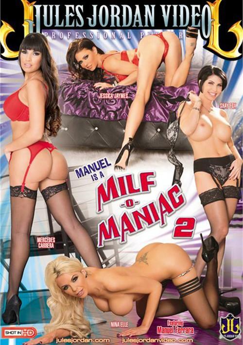 Manuel Is A MILF-O-Maniac #2