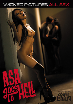 Asa Goes To Hell DVD