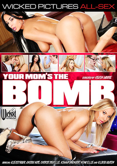 Your Mom's The Bomb DVD