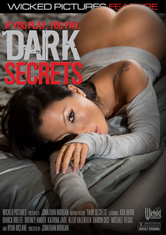 Dark Secrets DVD