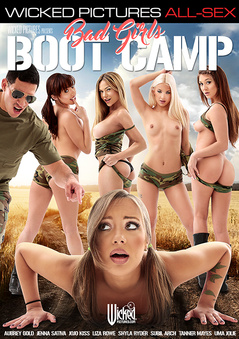Bad Girls Boot Camp DVD