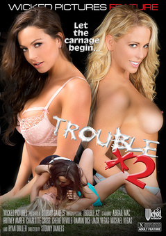 Trouble X2 DVD