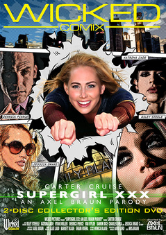 Supergirl XXX: An Axel Braun Parody DVD