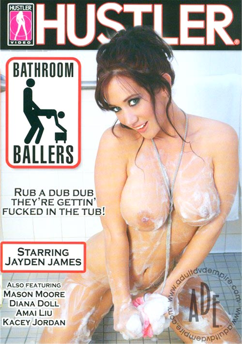 Bathroom Ballers DVD