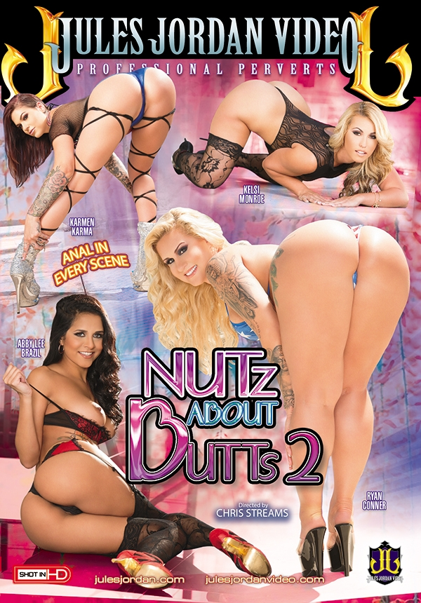 Nutz About Butts #2