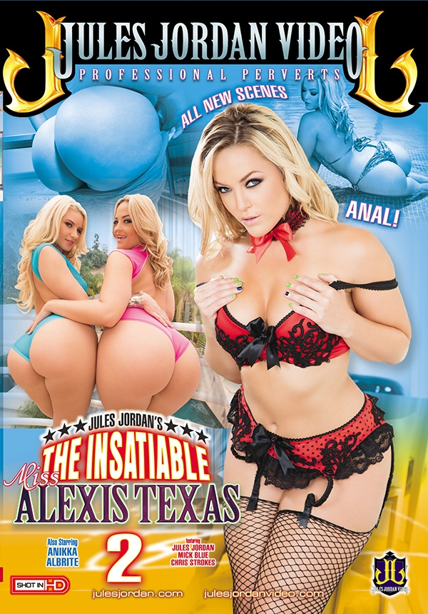The Insatiable Miss Alexis Texas #2