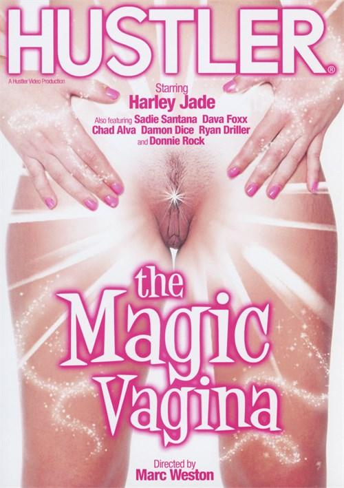 The Magic Vagina DVD