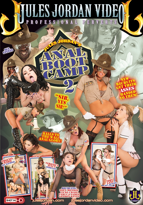 Anal Boot Camp #2