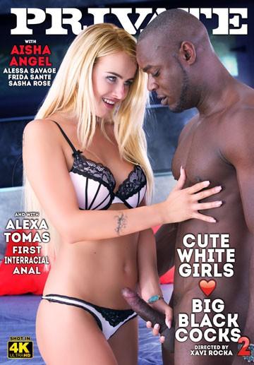 Cute White Girls Love Big Black Cocks 2