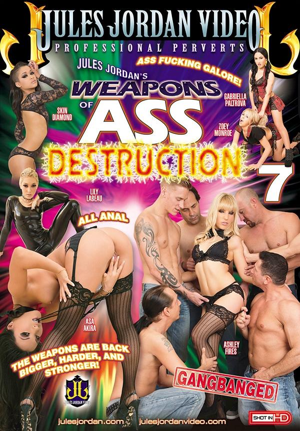 Weapons of Ass Destruction #7