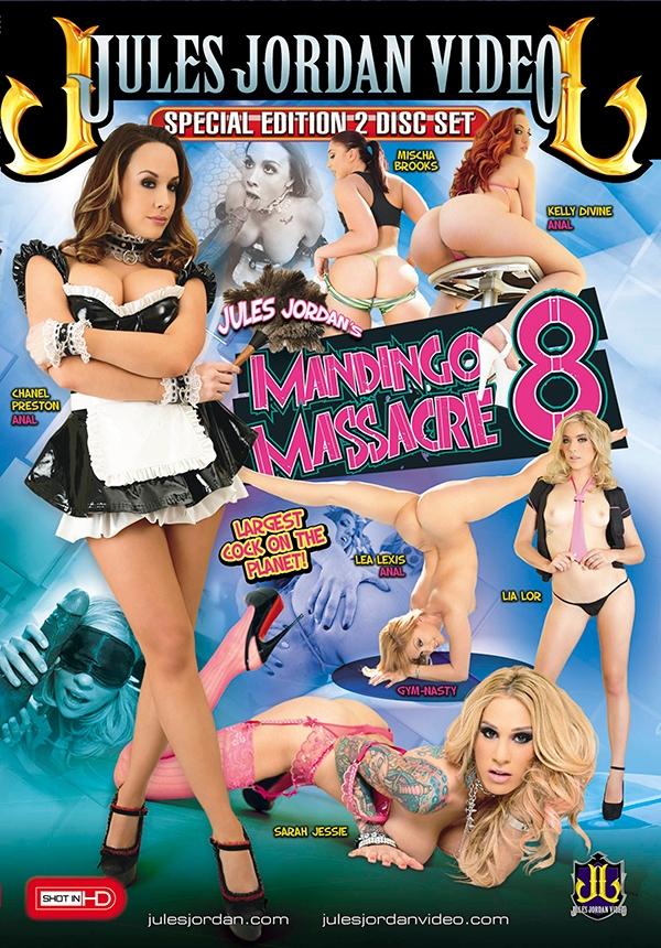 Mandingo Massacre #8