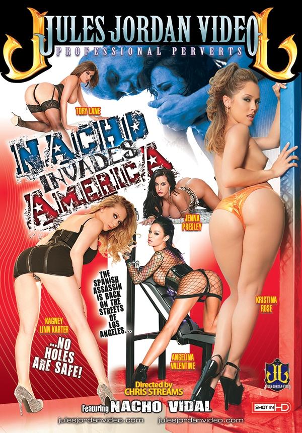 Nacho Invades America #1