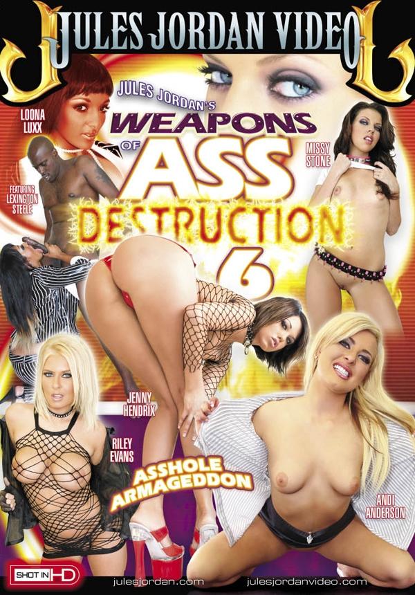 Weapons Of Ass Destruction #6