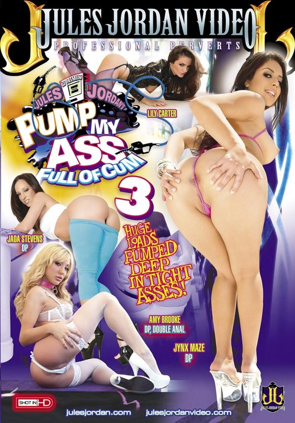 Pump My Ass Full Of Cum #3
