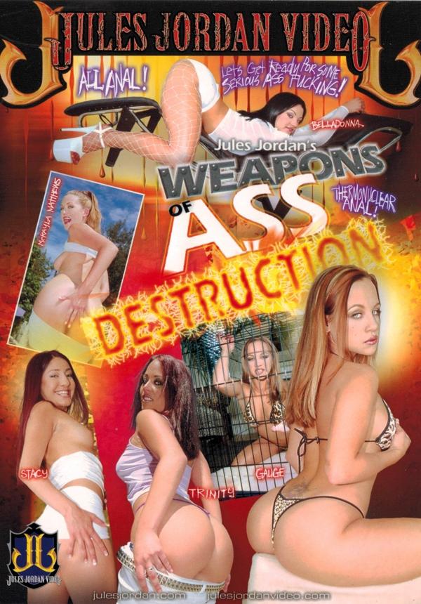 Weapons Of Ass Destruction #1