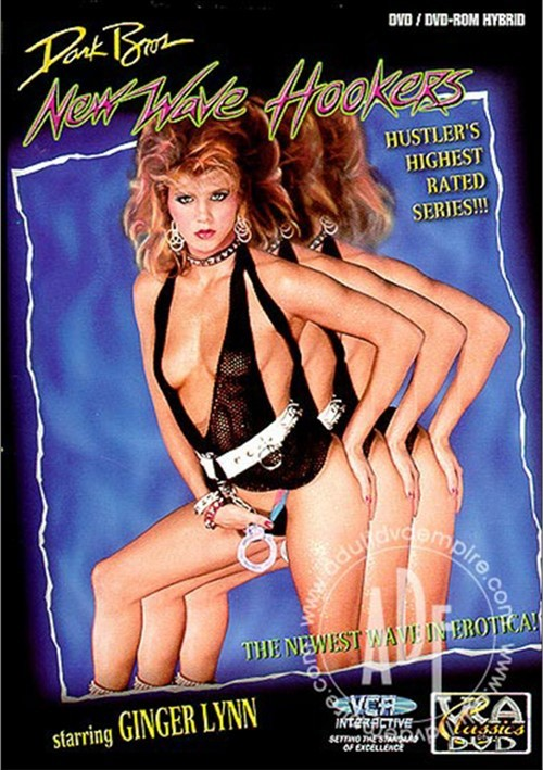 New Wave Hookers #1 DVD