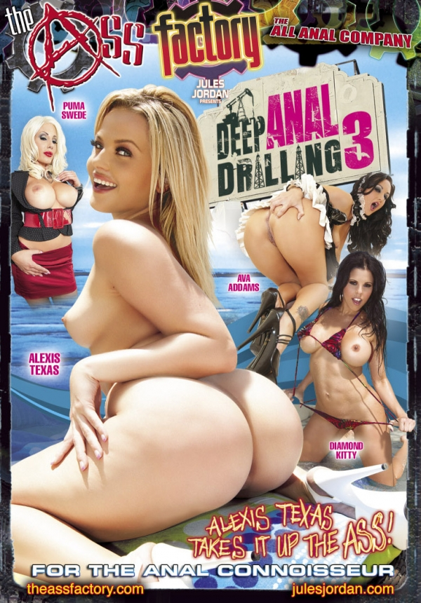 Deep Anal Drilling #3