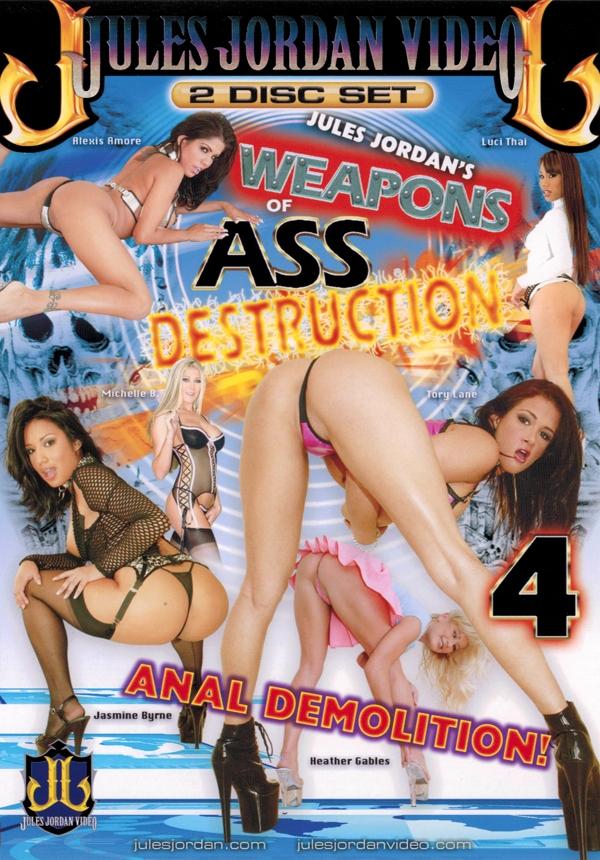 Weapons Of Ass Destruction #4