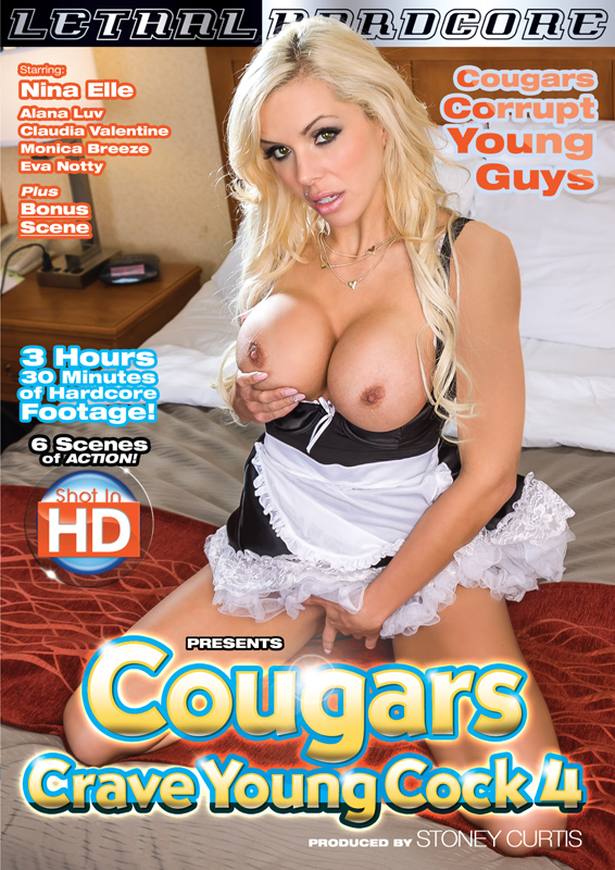 Cougars Crave Young Cock #4
