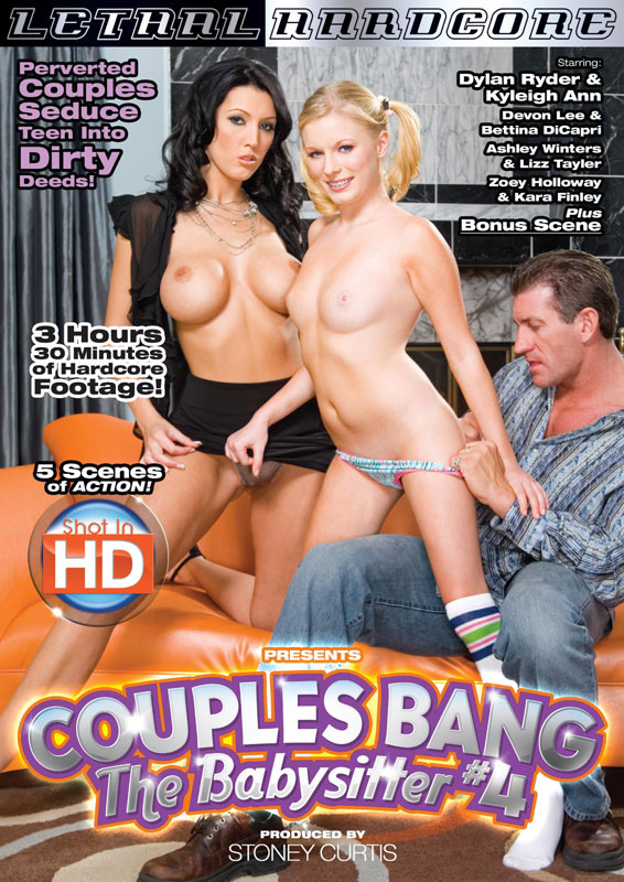 Couples Bang The Babysitter #4