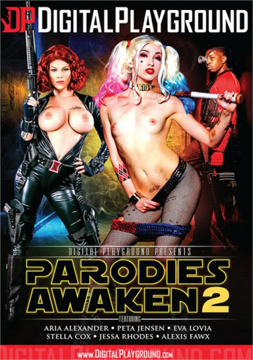 Parodies Awaken #2 DVD