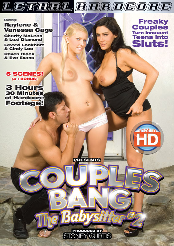 Couples Bang The Babysitter #2