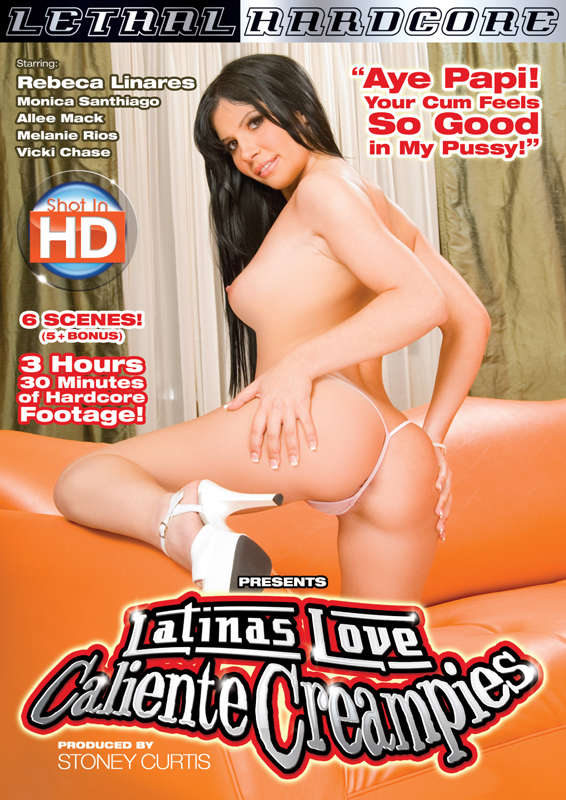 Latinas Love Caliente Creampies #1