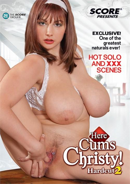 Here Cums Christy Hardcut #2