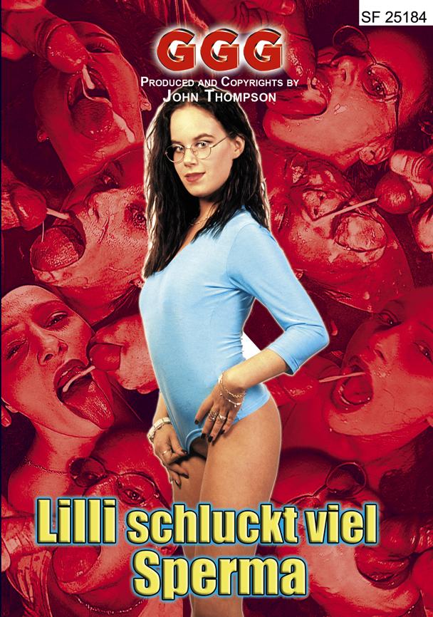 Lilli Swallows a lot of Sperm