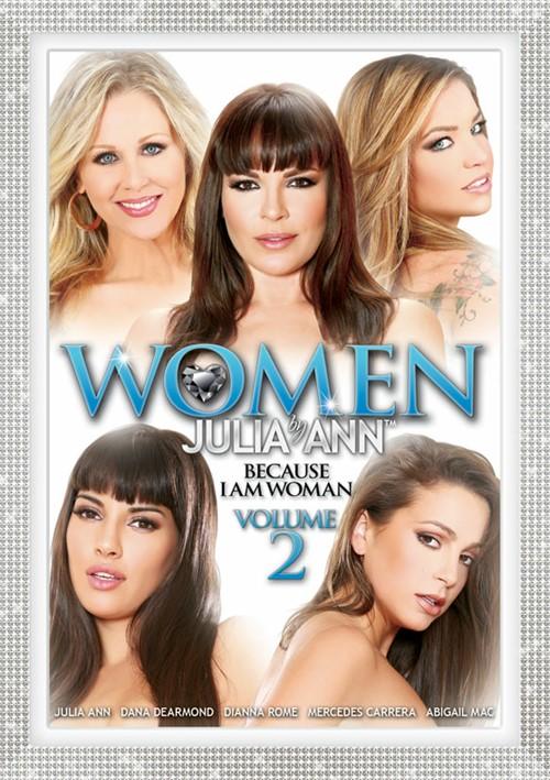 Women By Julia Ann #2 -  Because I Am Woman
