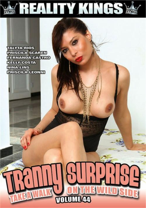 Tranny Surprise #44 DVD