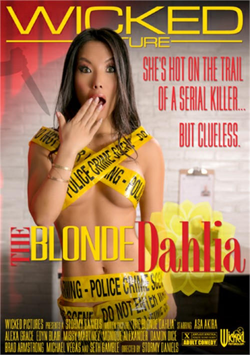 The Blonde Dahlia DVD