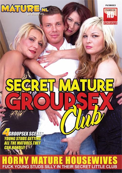 Secret Mature Group Sex Club