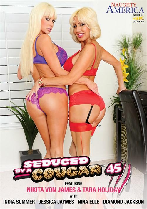 Seduced By A Cougar #45