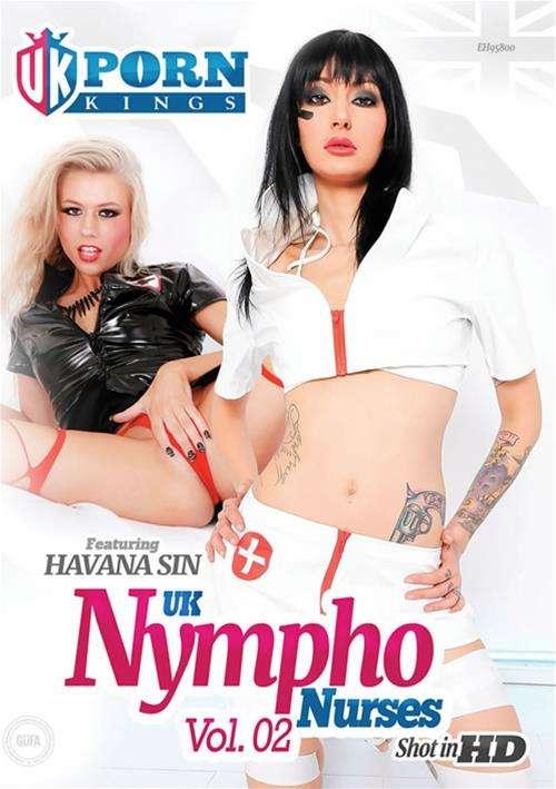 UK Nympho Nurses #2