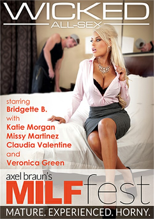 Axel Braun's MILF Fest DVD