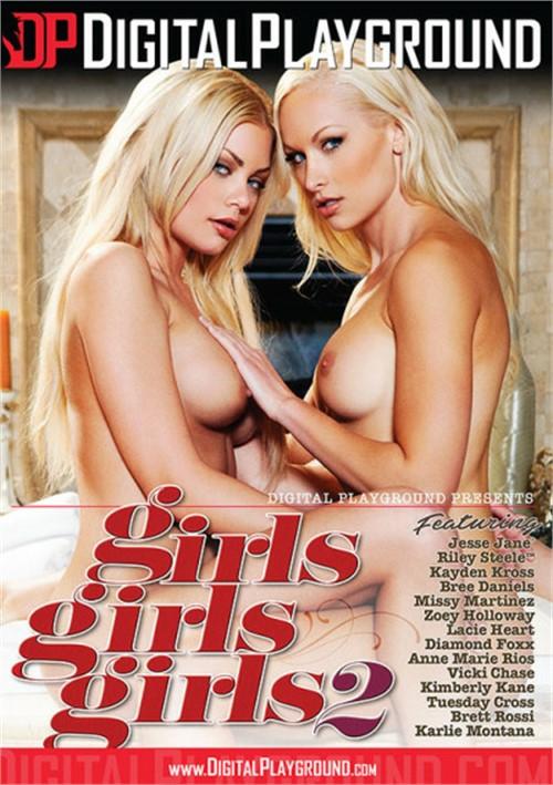 Girls Girls Girls #2 DVD