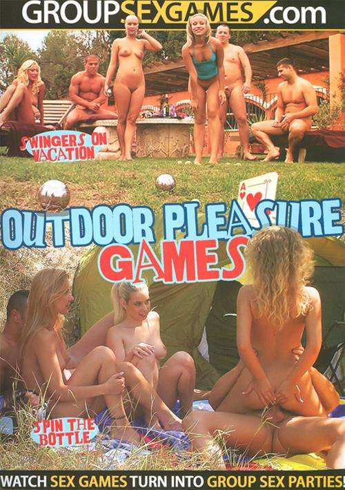 Outdoor Pleasure Games