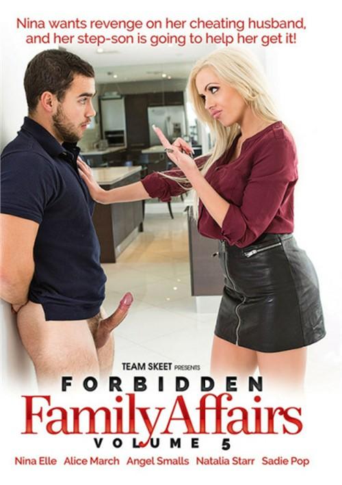 Forbidden Family Affairs #5