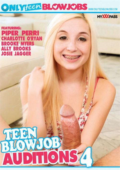 Teen Blowjob Auditions #4