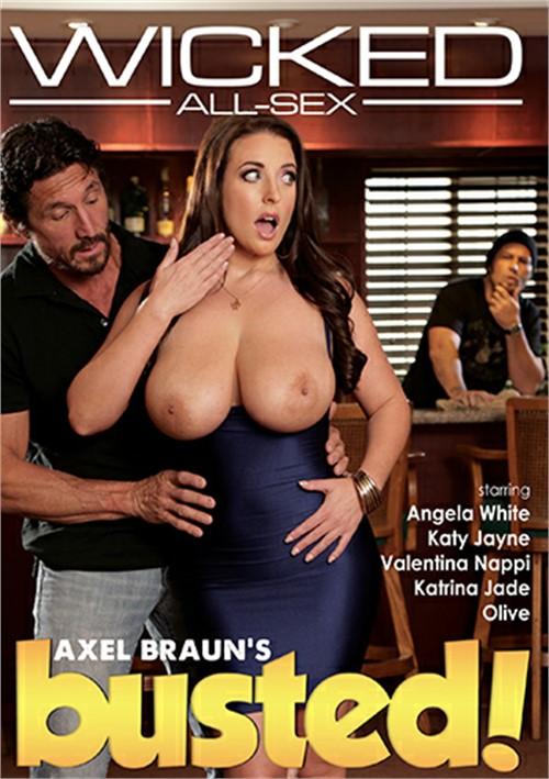 Axel Braun's Busted DVD