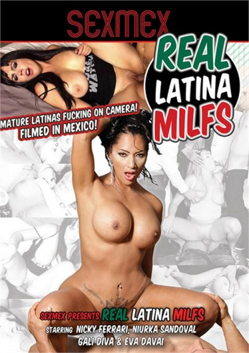 Real Latina MILFs