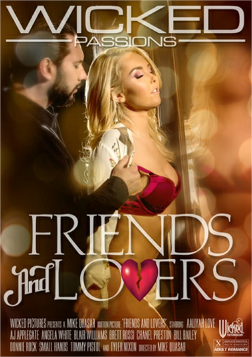 Friends and Lovers DVD