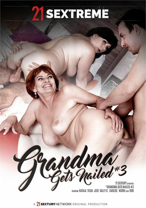 Grandma Gets Nailed #3