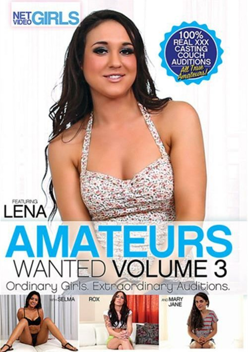 Amateurs Wanted #3