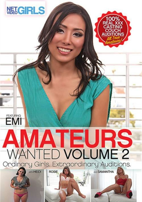 Amateurs Wanted #2