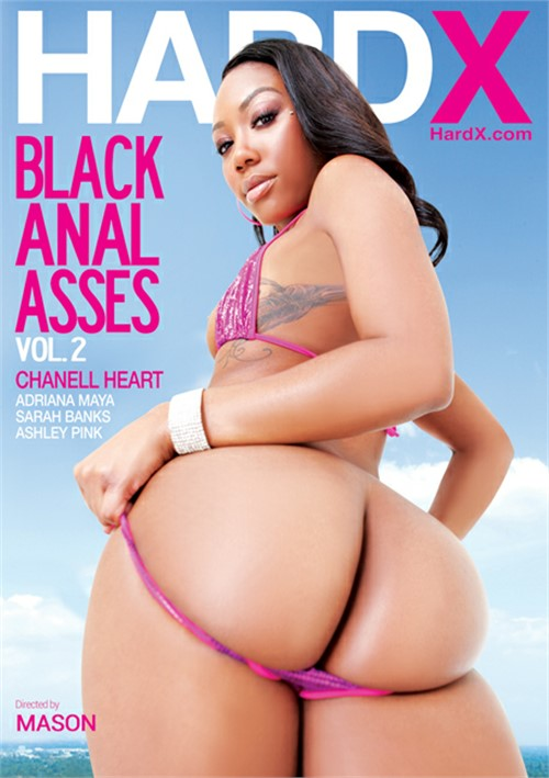 Black Anal Asses #2